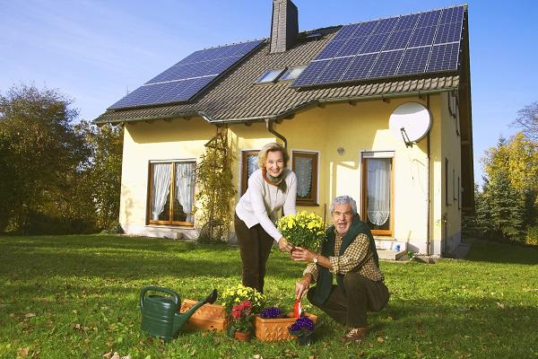 Solaranlagen machen ein Stück weit unabhängiger von den Energiepreisen. Bildquelle: www.woche-der-sonne.de