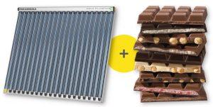 Schokolade + Kollektor